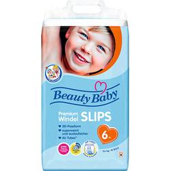 Beauty Baby Windeln Premium Größe Gr.6 (15+ kg) für Kleinkinder