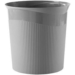 HAN Re-LOOP Papierkorb 13,0 l grau