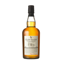 Glen Elgin 12 YO Single Malt Whisky 0,7L (43% Vol.)