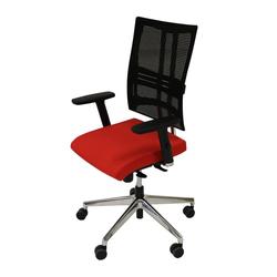 Schaff Schreibtischstuhl Schaff Schreibtischstuhl Net-Motion rot