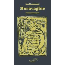 Moravagine: Buch von Blaise Cendrars