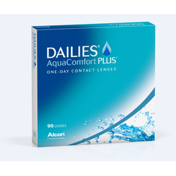 Alcon DAILIES AquaComfort Plus 90er Box Focus
