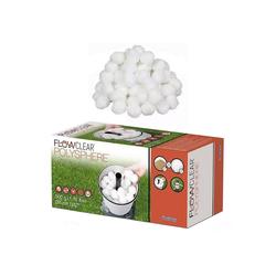 BESTWAY Pool-Filterpumpe BESTWAY Filterbälle Pool Filtermaterial Filter Balls für Sandfilteranlage 500g
