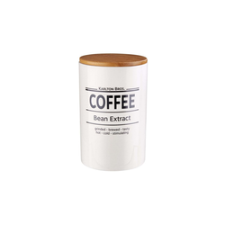 BUTLERS Kaffeedose KARLTON BROS., Porzellan, Bambus