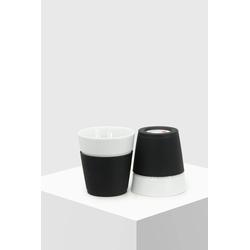 Bodum Bistro Tassen 2er Set 0,17l schwarz