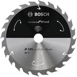 BOSCH Standard for Wood Kreissägeblatt 165,0 mm
