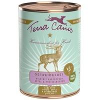 Terra Canis Sensitiv Wild mit Kartoffeln, Apfel & Preiselbeeren 400 g