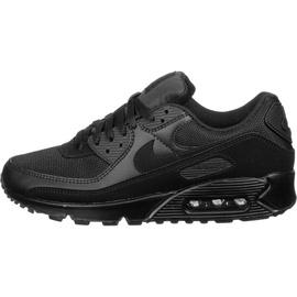 Nike Men's Air Max 90 black/black/black/black 42