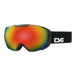 SNB-Brille Hülsen TSG - goggle one solid black (102)