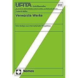 Verwaiste Werke. Frederik Möller  - Buch
