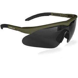 Swiss Eye Sport- u. Schutzbrille Raptor oliv