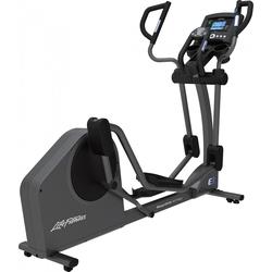Life Fitness Crosstrainer / Ellipsentrainer E3 Go inkl. Brustgurt und Bodenschutzmatte