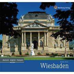 Wiesbaden als Buch von Achim Dreis