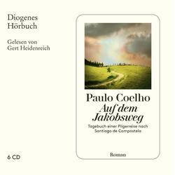 Auf dem Jakobsweg als Hörbuch CD von Paulo Coelho