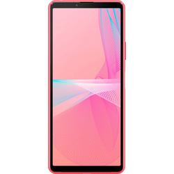 Sony Xperia 10 III Smartphone (15,24 cm/6,0 Zoll, 128 GB Speicherplatz, 12 MP Kamera, 5G) Smartphone (15,24 cm/6 Zoll, 128 GB Speicherplatz, 12 MP Kamera) rosa
