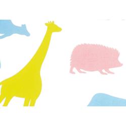 Pinolino® Babyschlafsack Schlafsack 'Happy Zoo', Sommer, 90 cm
