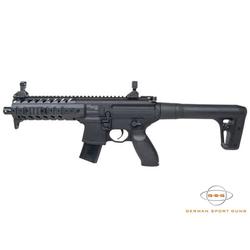 Sig Sauer MPX CO2 Luftgewehr 4,5 mm Diabolo schwarz