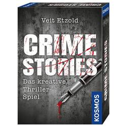 Kosmos Spiel, Veit Etzold - Crime Stories