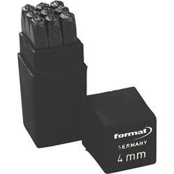 Format Schlagzahlensatz SH 4mm