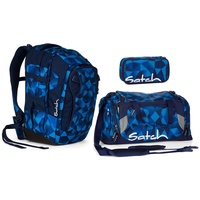 Satch match facelift 3tlg. Blue Crush