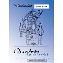 Unimog 401 - 411 als Buch von