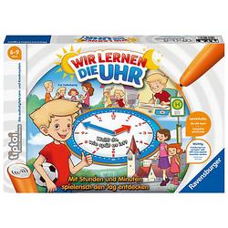 tiptoi® Wir lernen die Uhr (ohne Stift)