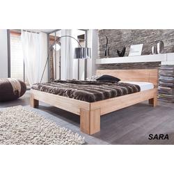 SAM® Massivholzbett Sara