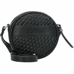Esprit Schultertasche 18 cm black