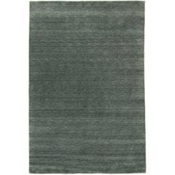 Wollteppich LORIBAFT TEPPSTAR, morgenland, rechteckig, Höhe 15 mm, reine Schurwolle, uni, Wohnzimmer grau 200 cm x 300 cm x 15 mm