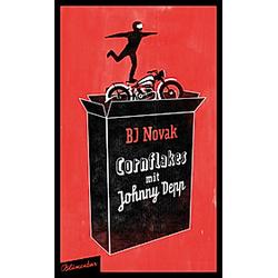 Cornflakes mit Johnny Depp. B. J. Novak  - Buch