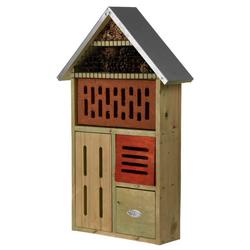 Insektenhotel mit Backstein XL