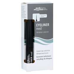 medipharma Eyeliner med 3 Milliliter