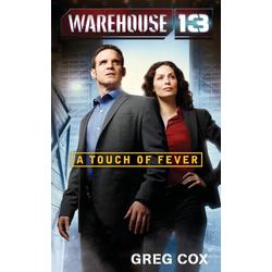 WAREHOUSE 13 als Buch von Cox