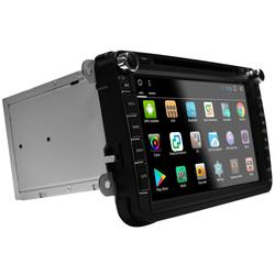 ESX Audio-System (ESX, VW z.B. Golf 5 / 6, Passat etc., 2-DIN Autoradio, 8-Zoll Bluetooth / DAB+, VN815-VO-U1-DAB)