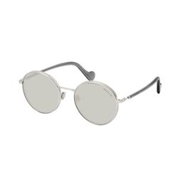 MONCLER ML 0146 16C, Runde Sonnenbrille, Damen