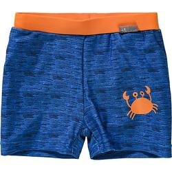 Badeshort - Badebekleidung - blau Gr. 68 Jungen Baby