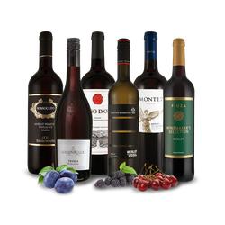 Das große Merlot-Weinpaket