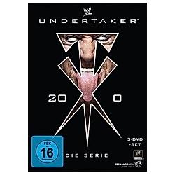 WWE - Undertaker: Die Serie - DVD  Filme