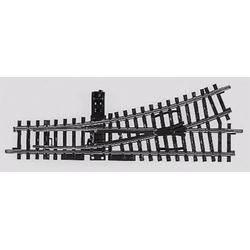 Märklin 2265 H0 K-Gleis (ohne Bettung) Weiche, links 168.9mm 22.5° 424.6mm