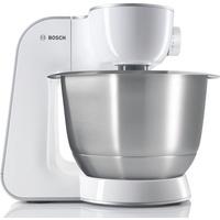Bosch MUM 5 CreationLine MUM58W20 weiß/silber
