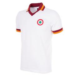 COPA Fußballtrikot Retro Trikot AS Roma 1980/81
