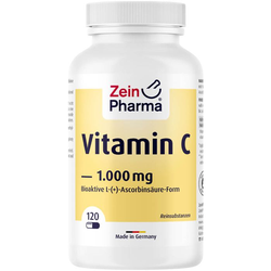 VITAMIN C 1000 mg ZeinPharma Kapseln 120 St.