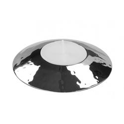 Teelichthalter VIO schwimmend (DH 9x3 cm)