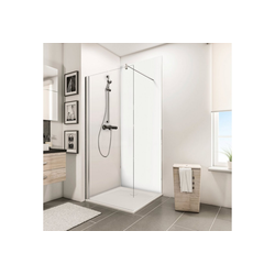 Schulte Duschrückwand Decodesign, Weiß, BxH: 90 x 210 cm