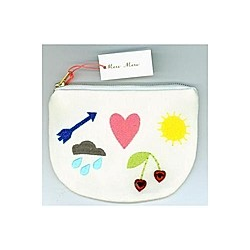 Meri Meri Tasche mit Symbolen