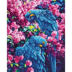 Papagei, Basteln