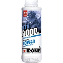IPONE ATV 4000 RS 10W-40 Motor-/Tandwielolie 1 Liter