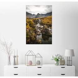 Posterlounge Wandbild, Fairy Pools, Isle of Skye 20 cm x 30 cm