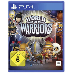 World of Warriors PS4 USK: 6