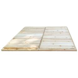 EXIT Fußboden, BxT:58x121 cm, für Spielhaus Loft 100